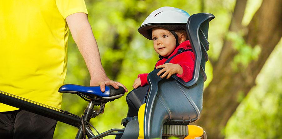 Cykelsitsen – bra för dig, ditt barn och miljön
